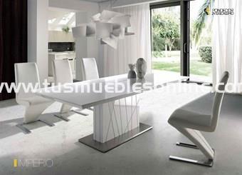 best mesa de comedor diseo mod imperio with mesas de diseo comedor - Mesas De Comedor De Diseo